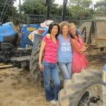 Skybury-tractor